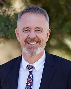 Principal Andy Mison